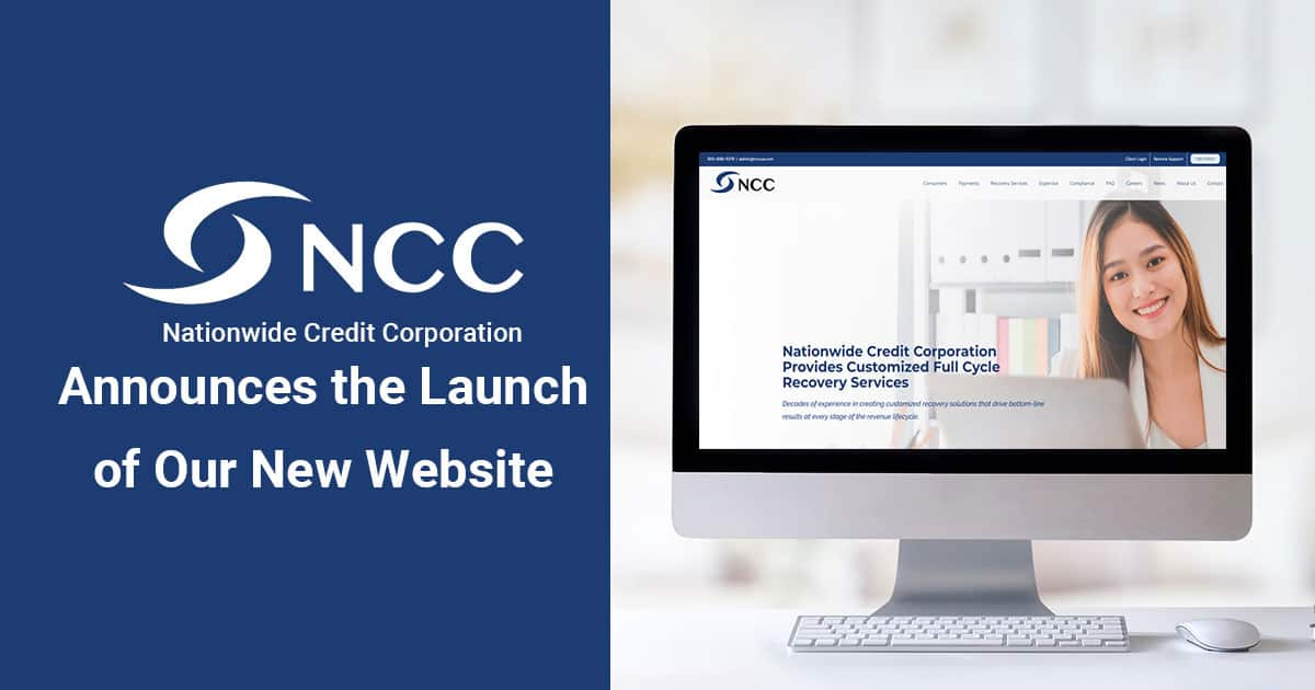Nationwide Credit Corporation Announces the Launch of Our New Website